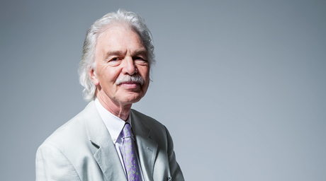 Interview: Brian Johnson on building an architecture career in Dubai since the 1970s