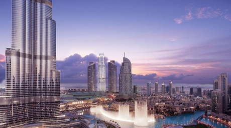 Emaar opens sixth Address-branded hotel in Dubai — and another by Killa Design is on its way