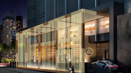 Rockwell Group-designed Nobu Hotel in Riyadh delays opening