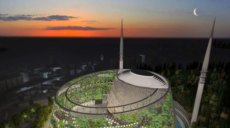 UPDATED: Modern mosques of the world