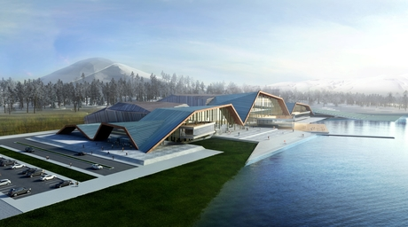 WAF-shortlisted cultural centre in Turkey mimics surrounding topography