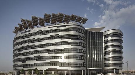 Woods Bagot unveils renewable energy HQ in Masdar City, Abu Dhabi