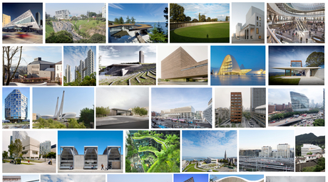 """RIBA unveil """"significant and influential"""" international award list"""