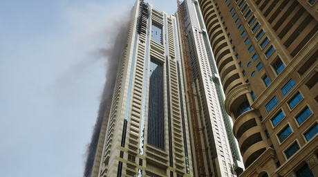 The UAE needs fire safety framework for existing buildings says Jensen Hughes