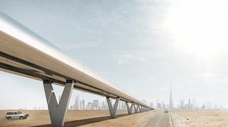 Hyperloop project could transform travel across UAE