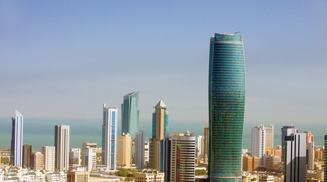 $494 billion worth of construction projects are currently active in Kuwait