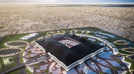 First modular seating for Qatar 2022 Al Bayt Stadium installed