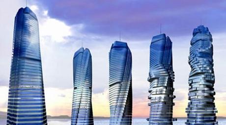 Video: How will Dubai's rotating skyscraper work?