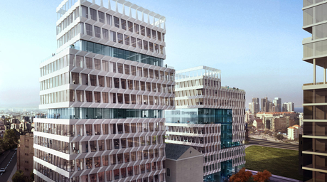 Three new high rises by Parlax to form major part of Beirut Digital District