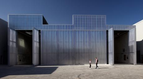 OMA-designed Concrete events space opens in Alserkal Avenue
