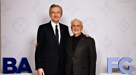 Gehry pledged $167m to renovate French museum