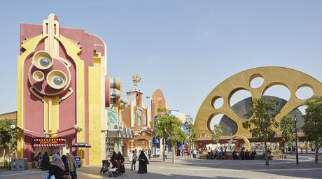 Site visit: Engineers Aurecon create Dubai Motiongate theme park