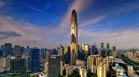 World's fourth tallest skyscraper completed in China