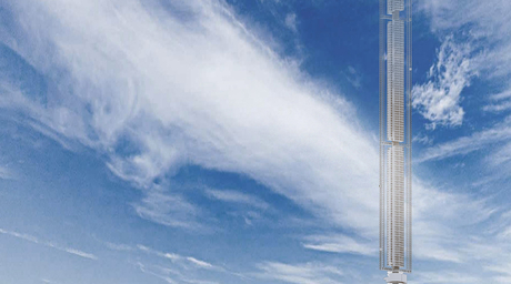 In pictures: World's tallest 'Spacescraper' to be constructed over Dubai
