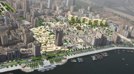 Infrastructure development on schedule for Heart of Sharjah heritage project