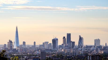 British architect says London skyline is starting to resemble Dubai