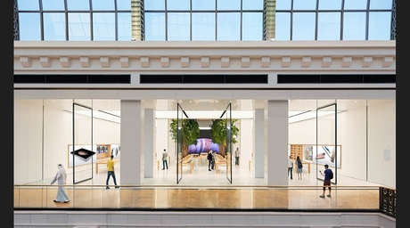 Foster + Partners to open new Apple store in Dubai