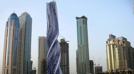 Dynamic Tower will become a symbol of sustainability for Dubai says David Fisher