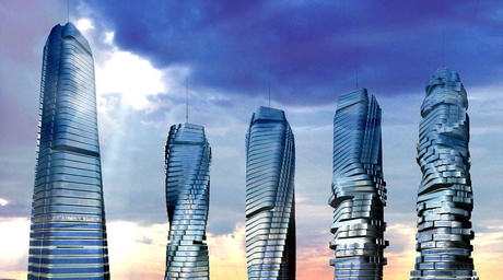 Dynamic Architecture secures patent for rotating tower in the GCC