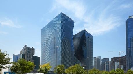 Progress details revealed for Zaha Hadid Opus tower
