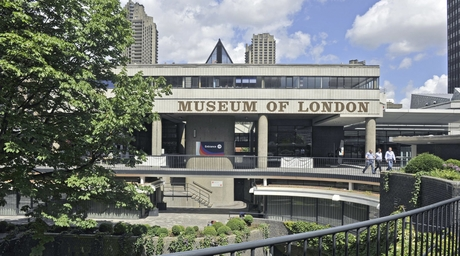 Architect sought to design concert hall on Museum of London site