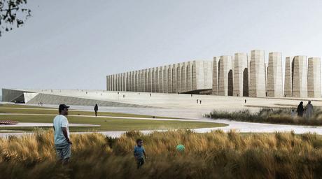 Alejandro Aravena wins competition to design Art Mill cultural centre in Doha