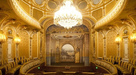 Abu Dhabi is restoring 160-year-old theatre in France to be named after Sheikh Khalifa