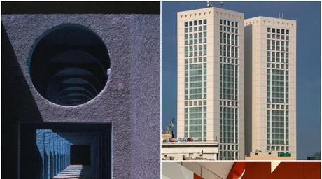 #Archifocus: Ricardo Bofill buildings in North Africa