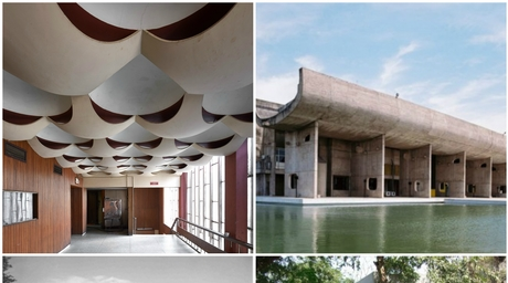 #Archifocus: Le Corbusier buildings in India