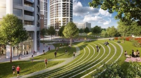 Zaha Hadid Architects begins construction on Slovakia's Sky Park