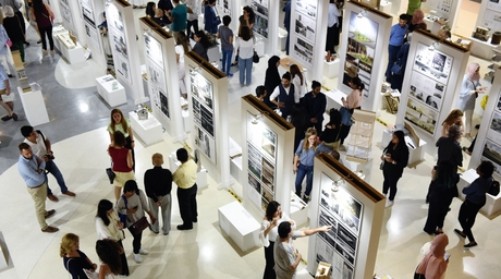 Video: AUS architecture and design graduates show their work at d3