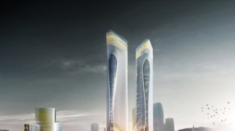 Aedas reveals dragon-inspired designs for Chinese complex