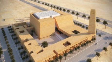KSA mosque designed by Schiattarella Associati applies vernacular architecture