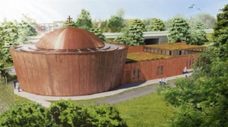 Ethiopian Church in Stockholm shortlisted for World Architecture Festival