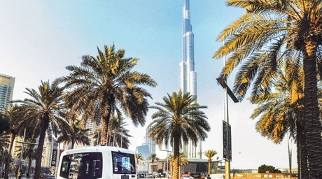 Dubai to test traffic signals that interact with driverless cars