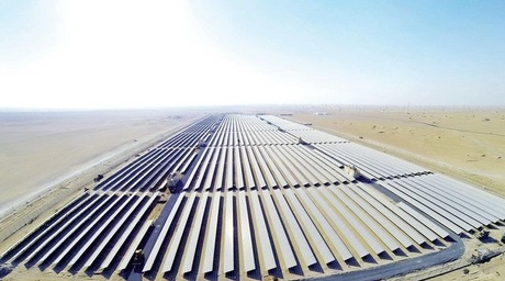 Philips Lighting first with renewable energy certificates in the Gulf region