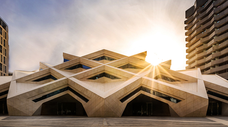 Omrania-designed KAFD Grand mosque is shortlisted for WAF Award