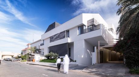 Kuwaiti architecture atelier Studio Toggle completes a private villa