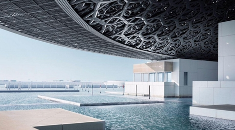 Opening date announced for Jean Nouvel-design Louvre Abu Dhabi museum
