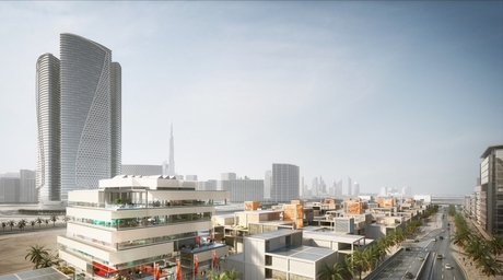 Video: How Foster + Partners uses architecture to create Dubai's first design institute