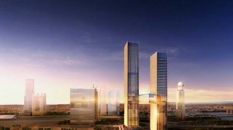 Construction begins on Nikken Sekkei-designed One Za'beel tower in Dubai