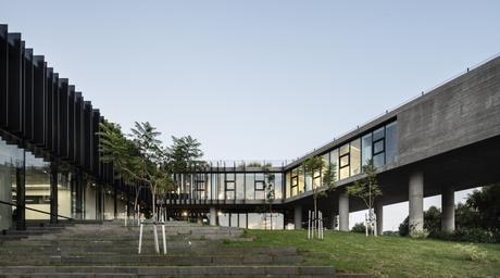 Case study: The Lebanese student centre CASID by Fouad Samara Architects