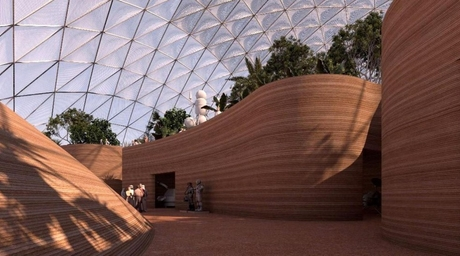 Mars Science City project in Dubai to be designed by Bjarke Ingels
