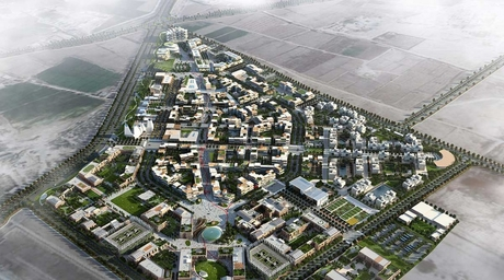 Atkins designs integrated community for northern Egypt