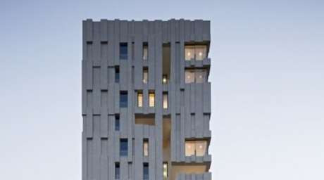 More images of AGi Architects' new housing project in Kuwait