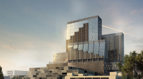 Aecom named lead design consultants for Jordan's King Hussein Medical City expansion