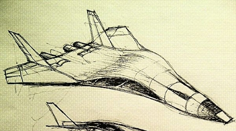 An exclusive look at architect Rasem Badran's personal sketches