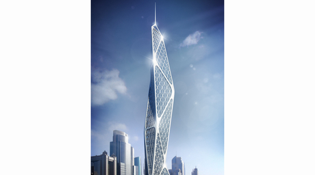 Cazza to begin work on world's first 3D-printed skyscraper in Dubai by 2023