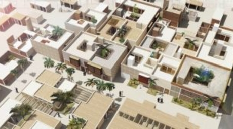 Tamayouz Excellence Award announces the winners of its Mosul housing competition