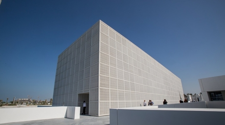 designMENA visits Jean Nouvel's newly completed Louvre Abu Dhabi